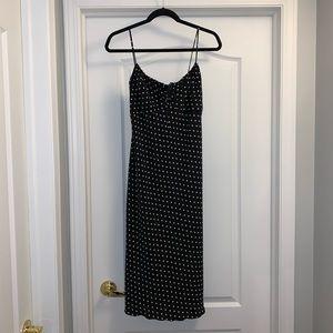 Dresses & Skirts - Vintage Polka Dot Babydoll Dress